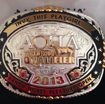 "World Show Qualifier ""Ranch Horse Pleasure"""